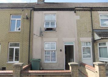 3 bed terraced house for sale in Gladstone Street, Milfield, Peterborough, Cambridgeshire. PE1