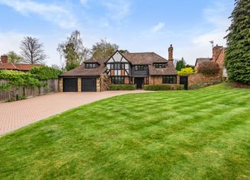 Thumbnail 4 bed detached house for sale in Wilderness Road, Chislehurst, Kent