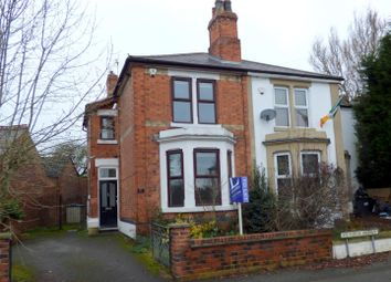Thumbnail 4 bed semi-detached house for sale in Victoria Avenue, Ockbrook, Derby