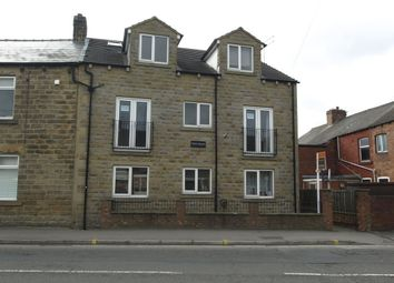Thumbnail 2 bed flat to rent in Pogmoor Road, Barnsley