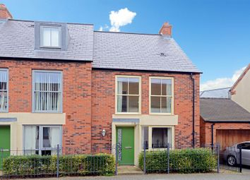 Thumbnail 2 bedroom end terrace house for sale in Eastcote Avenue, Lawley, Telford, Shropshire.