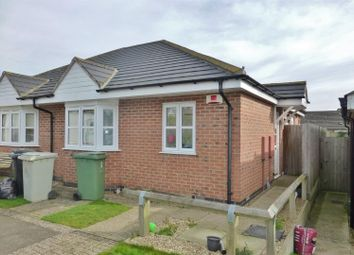 Thumbnail 2 bed semi-detached bungalow to rent in Graffham Drive, Oakham
