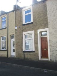 2 bed terraced house to rent in Waterbarn St, Burnley, Lancashire BB10