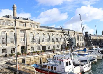 Thumbnail 2 bed flat for sale in Royal William Yard, Stonehouse, Plymouth