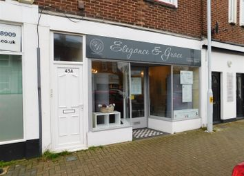 Thumbnail Commercial property to let in New Broadway, Tarring Road, Worthing
