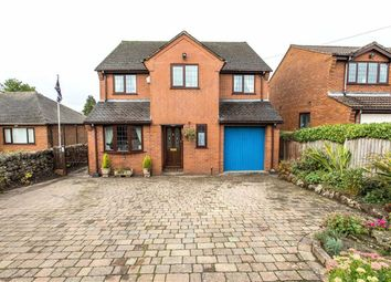 Thumbnail 4 bed detached house for sale in Folly Lane, Cheddleton, Leek