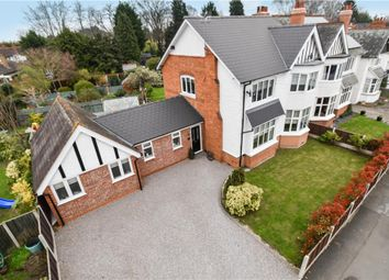Thumbnail 4 bedroom semi-detached house for sale in Blanquettes Avenue, Worcester