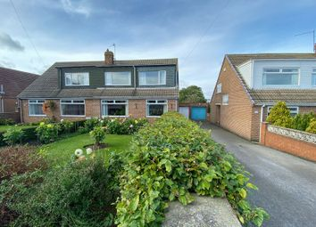 Thumbnail 3 bed semi-detached house for sale in The Garth, Brotton, Saltburn-By-The-Sea