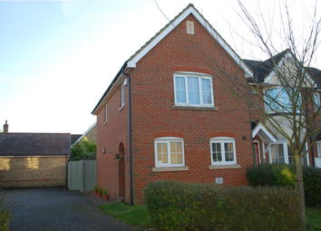 Thumbnail 1 bed semi-detached house to rent in Saunders Court, Cambourne