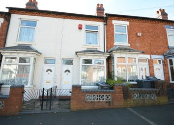 Thumbnail 2 bedroom terraced house for sale in Towyn Road, Moseley, Birmingham