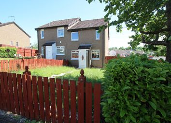 Thumbnail 1 bed terraced house to rent in Lindrick Drive, Summerston, Glasgow