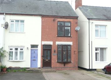 Thumbnail 2 bed end terrace house to rent in Leicester Road, Sutton In The Elms, Broughton Astley, Leicester