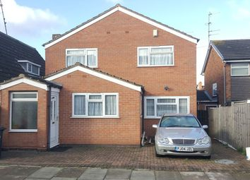 Thumbnail 1 bed flat to rent in Baden Road, Leicester
