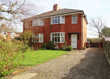 Thumbnail 2 bed semi-detached house for sale in Blundell Lane, Penwortham, Preston