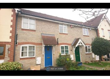Thumbnail 2 bed terraced house to rent in Heathfield Park Drive, Chadwell Heath, Romford