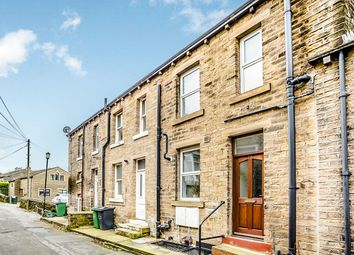 Thumbnail 2 bedroom terraced house to rent in Handel Street, Golcar, Huddersfield