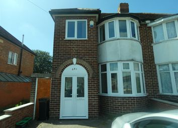 Thumbnail 1 bed property to rent in Old Lode Lane, Olton, Solihull