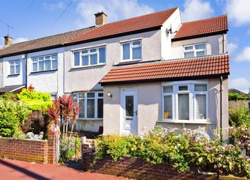 Thumbnail 4 bed end terrace house for sale in Bradfield Drive, Barking, Essex
