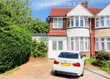 Thumbnail 4 bed semi-detached house to rent in Winchester Avenue, London