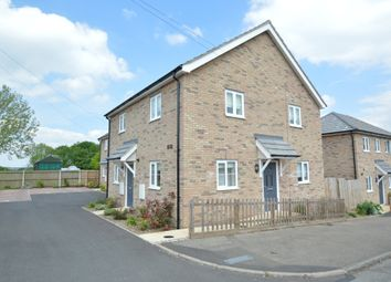 Thumbnail 2 bed semi-detached house for sale in The Square, Clarendon Road, Haverhill
