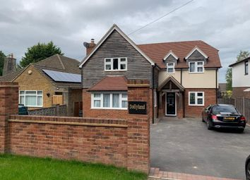 Thumbnail 3 bed detached house for sale in Wycombe Road, Stokenchurch