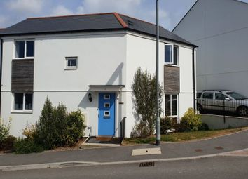 Thumbnail 4 bed end terrace house for sale in Codling Close, St. Austell