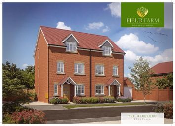 Thumbnail 4 bed semi-detached house for sale in Field Farm, Ilkeston Road, Stapleford