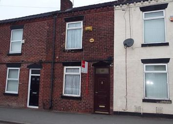 Thumbnail 2 bed terraced house for sale in Hilton Lane, Worsley, Manchester, Greater Manchester