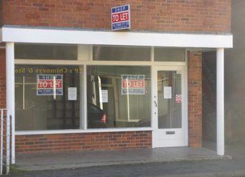 Thumbnail Retail premises to let in North Street, Wilton, Salisbury