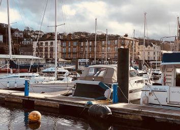 Thumbnail 1 bed flat for sale in 11, Albert Place, Rothesay PA209Ag