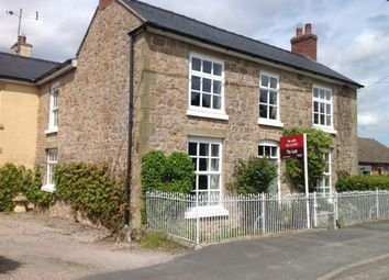 Thumbnail 5 bed detached house to rent in Maesbrook, Oswestry