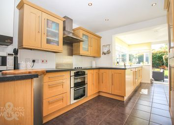 Thumbnail 4 bed property for sale in Pound Close, Redenhall, Harleston