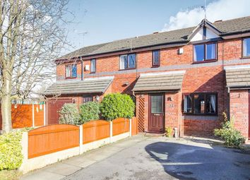Thumbnail 2 bedroom terraced house for sale in College Close, Heaviley, Stockport