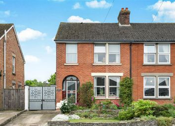 Thumbnail 3 bed semi-detached house for sale in Devizes Road, Salisbury