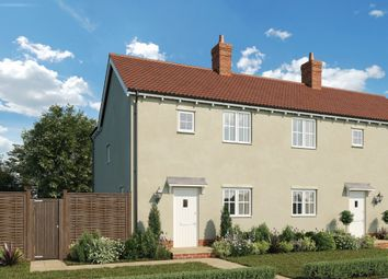 Thumbnail 2 bed semi-detached house for sale in The Ness, St Peter's Place, Church Road, Stutton