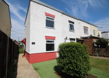 Thumbnail 2 bed end terrace house for sale in Howfield Lane, Chartham Hatch