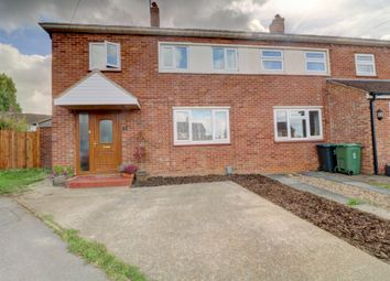 Thumbnail 3 bed semi-detached house for sale in Hillfield Close, Guildford