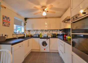 Thumbnail 3 bed semi-detached house for sale in Medeswell, Orton Malborne, Peterborough