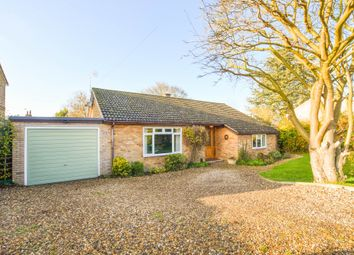Thumbnail 3 bed detached bungalow for sale in Mill Lane, Burwell, Cambridge