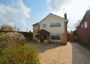 Thumbnail 4 bed detached house for sale in Glastonbury Avenue, Cheadle Hulme, Cheadle
