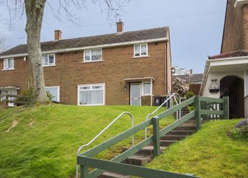 Thumbnail 3 bed semi-detached house for sale in Gainsborough Drive, Newport