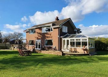 Leaton, Bomere Heath, Shrewsbury SY4. 4 bed detached house for sale