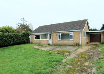 Thumbnail 2 bed detached bungalow for sale in Main Road, Saltfleetby, Louth