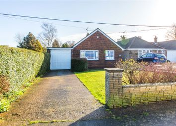 Thumbnail 3 bed bungalow for sale in Elm Avenue, Chattenden, Rochester, Kent