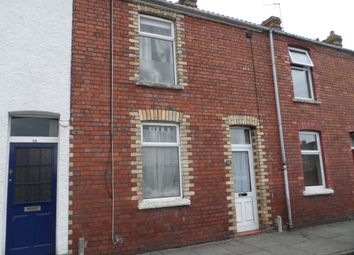 Thumbnail 3 bed terraced house to rent in Suffolk Street, Bridgend