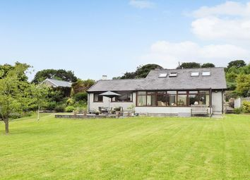 Thumbnail 4 bed detached house for sale in Waunfawr, Caernarfon