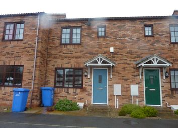 Thumbnail 2 bed terraced house to rent in The Rotunda, Beckingham, Doncaster