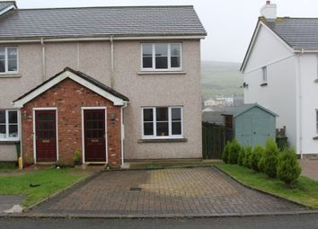 Thumbnail 2 bed property for sale in Sprucewood View, Foxdale, Isle Of Man