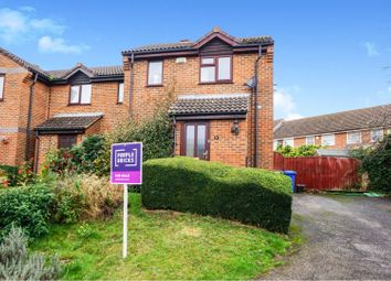 Thumbnail 1 bed semi-detached house for sale in Cremer Place, Faversham