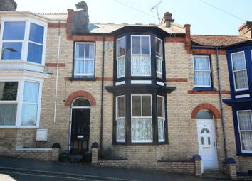 Thumbnail 3 bed terraced house to rent in Marlborough Road, Ilfracombe